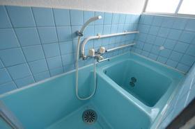 西友コーポD棟 205号室の風呂