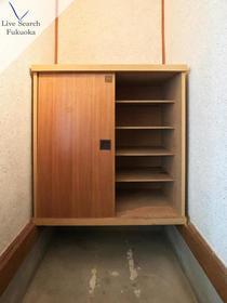 吉秀コーポ 102号室の収納
