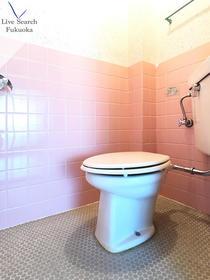 吉秀コーポ 102号室の風呂