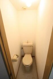 マキシム香椎ヒルズ 102号室のトイレ
