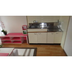 TOハイツI 201号室のキッチン