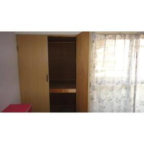 TOハイツI 201号室の収納