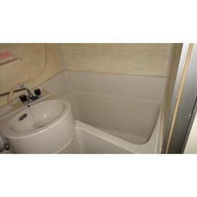TOハイツI 201号室の風呂