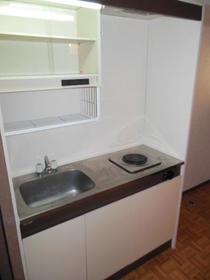 ミカサイン香住ヶ丘B 103号室のキッチン