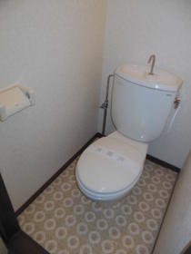 ミカサイン香住ヶ丘B 103号室のトイレ