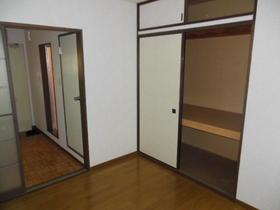 ミカサイン香住ヶ丘B 103号室の収納