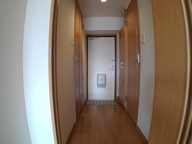 ウイング・ロード 03070号室の玄関
