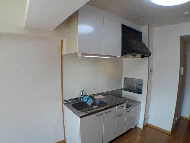 ウイング・ロード 03070号室のキッチン
