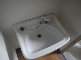 西木戸コーポ 2号室の景色