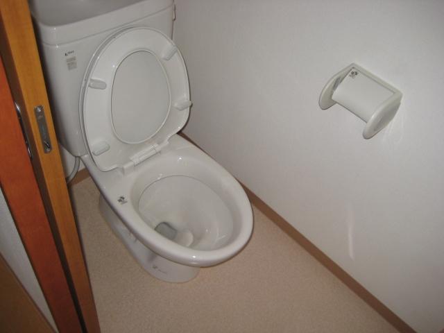 旭屋 302号室の洗面所