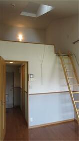 ピュア別府八番館 202号室の玄関
