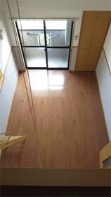 ピュア別府八番館 202号室のリビング