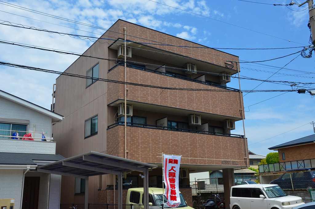 サニ-ヒル 03010号室の外観