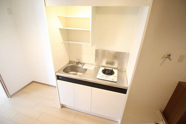 サニ-ヒル 03010号室のキッチン