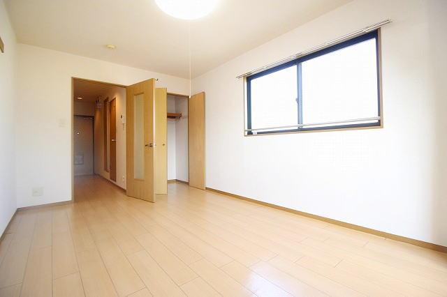 サニ-ヒル 03010号室のバルコニー
