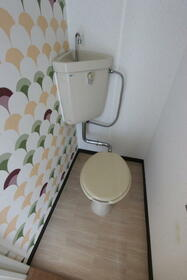 ドリームパレス香椎Ⅱ 0205号室のトイレ