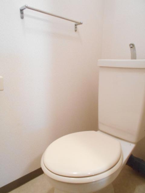 エクセルガーデン 206号室のトイレ