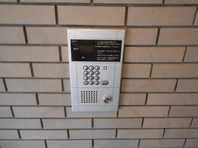 エクセルガーデン 206号室のセキュリティ