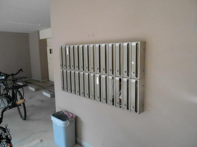 スプリングイセヤマ 603号室の設備