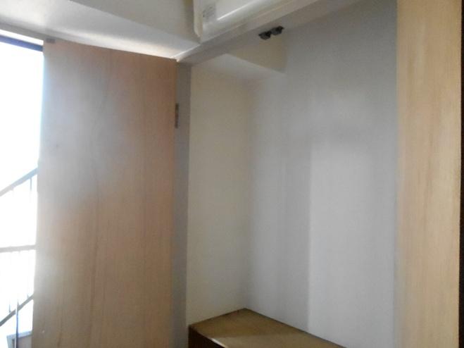 スプリングイセヤマ 603号室の収納