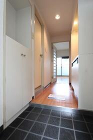 メゾン・ド・クレマン 0107号室の玄関