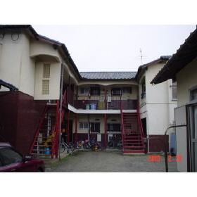 第1菊茂荘の外観