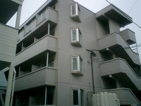 箱崎西城コーポの外観