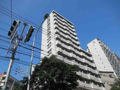 ライオンズマンション六本松第3 804号室の外観