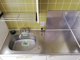 メゾン・ド・シャンテ 0315号室のキッチン