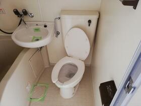 メゾン・ド・シャンテ 0315号室のトイレ
