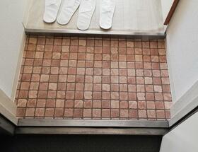 メゾン・ド・シャンテ 0315号室の玄関