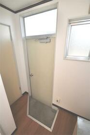 シルクハウス西片江 101号室の玄関