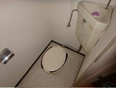プレアール唐原Ⅱ 106号室のトイレ