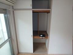 プレアール唐原Ⅱ 106号室の収納