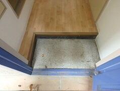 プレアール唐原Ⅱ 106号室の玄関
