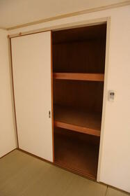 PLEAST田島Ⅱ 302号室の収納