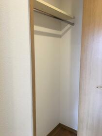 パンルネックス・クリスタル博多駅南Ⅱ 312号室の収納