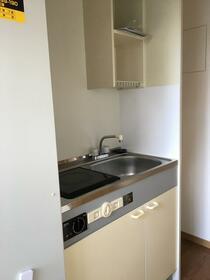 パンルネックス・クリスタル博多駅南Ⅱ 312号室のキッチン