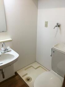 パンルネックス・クリスタル博多駅南Ⅱ 312号室のトイレ