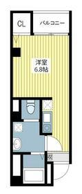 ラコルタ上野・0502号室の間取り