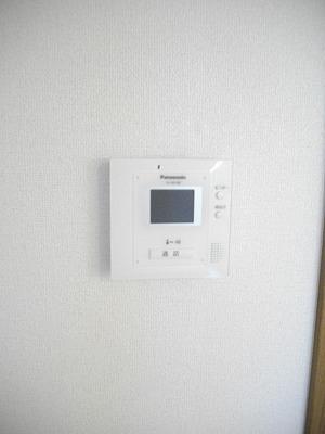 ヴィラ清水Ⅱ番館 01010号室のセキュリティ