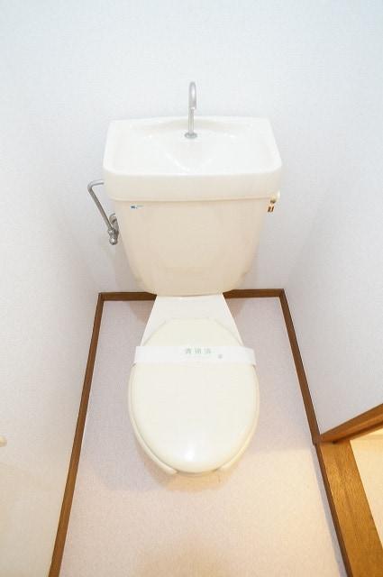 サンライフホリゴメA 01040号室のトイレ