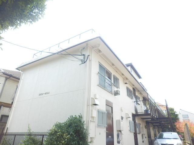 奥沢コーポラス 205号室の外観
