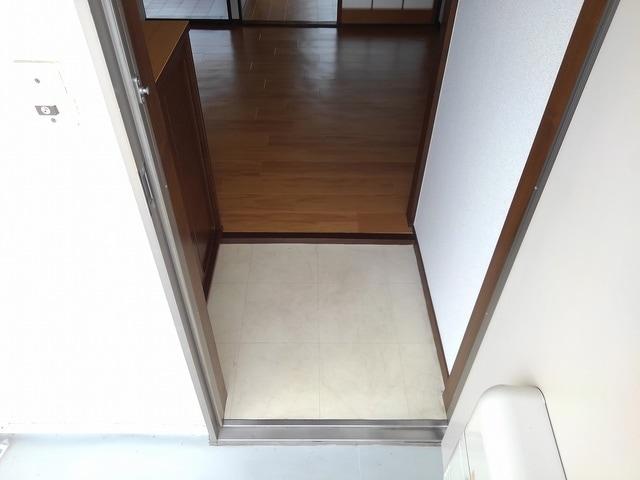 トキタハイツ 02020号室の玄関