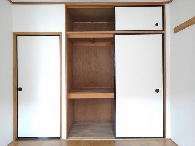 トキタハイツ 02020号室の収納
