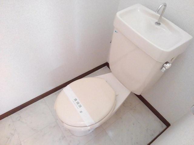 トキタハイツ 02020号室のトイレ