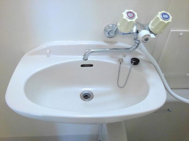 トキタハイツ 02020号室の洗面所