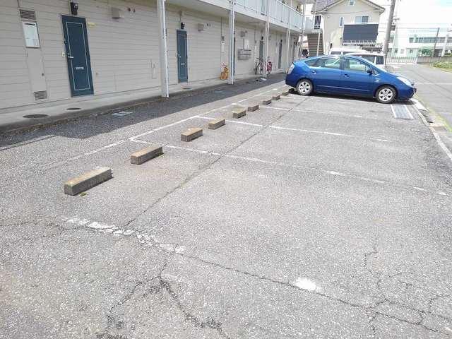 トキタハイツ 02020号室の駐車場