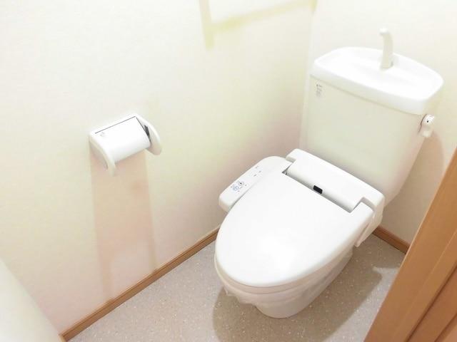 ペイ・ナタルA 02010号室のトイレ