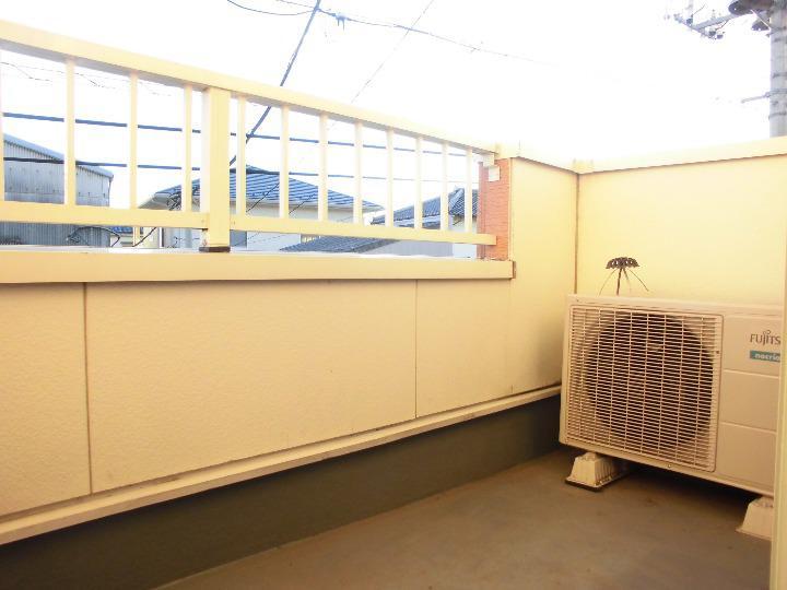 ペイ・ナタルA 02010号室のバルコニー